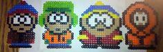 South Park Krew perler beads by SouRChRoniX on deviantart.