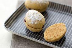 Lusikkaleivät / Finnish Teaspoon Cookies Recipe (Lemonpi)