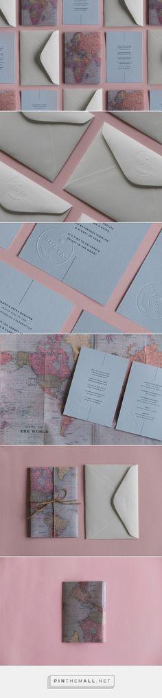 Mr and Mrs Bolts Invitation Design on Behance