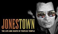 'It's about Jim Jones and Jonestown. It's so scary how these people who followed him were just normal people who wanted a better life and a closeness to God, and they paid the ultimate price for it.' –Molly
