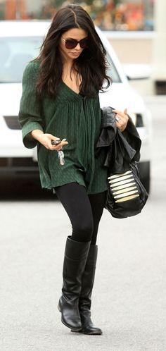 Jenna Dewan. love her style