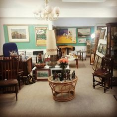 Can you spot Oscar? An updated pic of the shop (there is more to the right-hand side, come & visit us! Bar Cart, Canning, Shop, Furniture, Home Decor, Dessert Table, Bar Carts, Home Furnishings, Interior Design