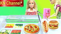 Đồ chơi nấu ăn SỰ CỐ TẠI CỬA HÀNG THỨC ĂN NHANH VÀ KEM barbie doll & baby doll - WATCH VIDEO HERE -> http://vietnamonlinetop.info/do-choi-nau-an-su-co-tai-cua-hang-thuc-an-nhanh-va-kem-barbie-doll-baby-doll/   KN Channel và bé Na có đồ chơi trẻ em CỬA HÀNG THỨC ĂN NHANH VÀ KEM fast food & ice cream của hãng Gloria rất nổi tiếng nè. Các búp bê Barbie và chibi gặp sự cố gì vậy ta???? ★Hãy đăng ký thành v