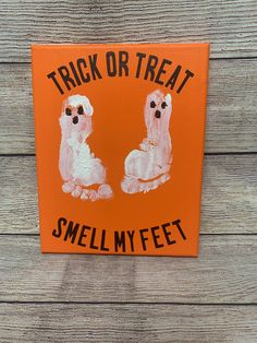 Halloween Art Projects, Halloween Arts And Crafts, Halloween Painting, Fall Crafts For Kids, Halloween Diy, Baby Fall Crafts, Preschool Halloween Crafts, Preschool Halloween Activities, Crafts For Babies