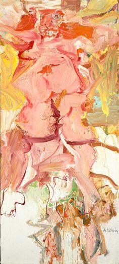 Cave to Canvas, Woman, Sag Harbor - Willem de Kooning, 1964