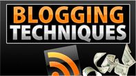 Learn How to Make Money Online with Blogging Techniques