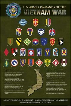 Various units in Vietnam. units in Vietnam. Military Ranks, Military Units, Military Insignia, Military History, Army Ranks, Vietnam War Photos, South Vietnam, Vietnam Veterans, Vietnam History