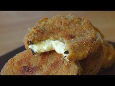 Patlıcanın Her Hali Mükemmel Ama bu Hali Bir Başka! Peynirli Çıtır Patlıcan Nasıl Yapılır? - onedio.com