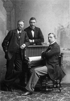 PAST ¥ (1897) Salomón Andree Arctict expedition