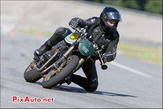 Moto Stock Suzuki Chicane Nord, Circuit Linas-Montlhery