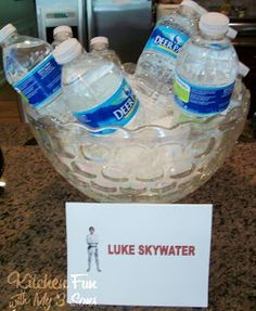 Kitchen Fun With My 3 Sons: Our 2012 Collection of Star Wars Party Food & Crafts!