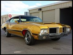 1971 Oldsmobile 442  455 CI, 4-Speed #Mecum #Harrisburg