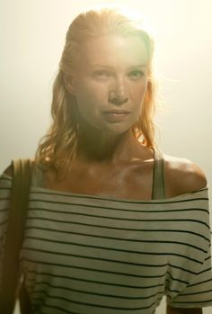 Andrea - Laurie Holden - Season 2