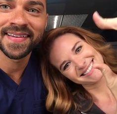 Sarah Drew, Greys Anatomy, Jackson, Grey's Anatomy, Jackson Family