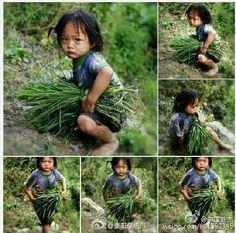 美帝網投資博客: 世界第二大经济体, 贵州,四岁女孩子的眼神,莫名刺痛内心。来说说你看到这张图是什么感受[泪]