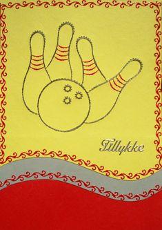 Paper Embroidery, Ova, Bowling, Stitching, Cards, Embroidery, Costura, Stitch, Sew