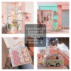 Good Photo Editing Apps, Photo Editing Vsco, Editing Photos, Photography Filters, Photography Editing, Fotografia Vsco, Vsco Effects, Best Vsco Filters, Vsco Themes