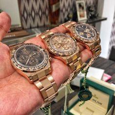 Rosey Day All Very Nice Dial From Rolex Daytona 116505 Everose Gold by pps_pure #rolex #daytona #rolexdaytona #watchesformen