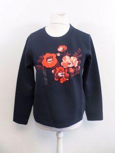 Activewear Objective Jack Wills Medium Sweatshirt Vgc