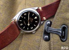 Rolex UK Military Vintage Rolex Explorer - Rolex Passion Report