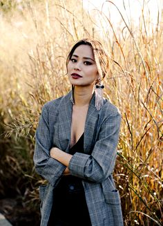 can find Jamie chung and more on our Jamie Chung Instagram, Jaime Chung, Stockholm Street Style, Paris Street, Tv Show Casting, Vanessa Jackman, Tommy Ton, Milan Fashion Weeks, London Fashion
