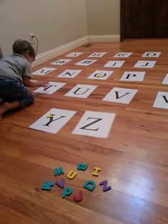 Play Create Explore: Fun Learning Activities with Laminated Alphabet Letters