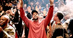 See the top celebrity reactions from the Yeezy show; plus, check out the Kardashians' Instagram photos from the over-the-top Fashion Week presentation Madison Square Garden, Rapper, Britney Spears, Yeezy Kanye, Taylor Swift, Divas, Pop Up Shop, Donald Trump, Musica