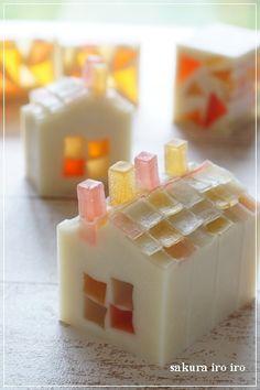 Made soap | sakura iro color Osaka Suita handmade soap classroom -3 page