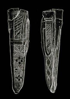 Dolkschede (gevonden op het Statenplein)