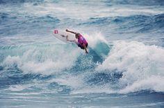 Stephanie Gilmore ©cazenave #surf