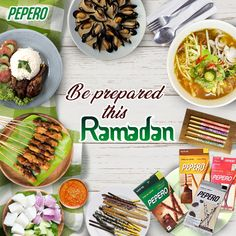 pepero ramadan