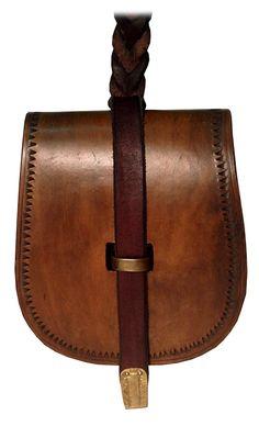 Viking Belt pouch. From texo veritas