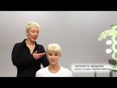 Aveda How-To | The Tousled Look for Short Hairstyles - YouTube
