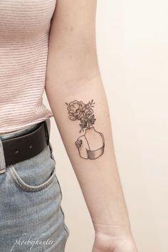 tattoo do braço