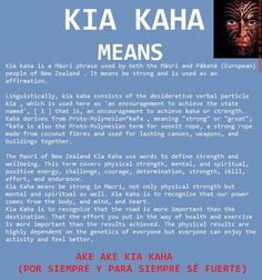 Kia Kaha....For everyone who asks what the tattoo on my wrist means!!!