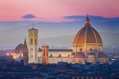 Florença, em Itália. #casamento #DiadosNamorados #noivos #viagem #citybreak #Europa #Florença
