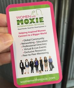 Women With Moxie International Network - helping inspired business women connect to a bigger world.  Online networking  Education  Virtual & Live Events  Friends  Professional Directory >> List your business for free! http://ift.tt/1RRK7Ww  #womenwithmoxie #businesswoman #business #biz #businessowner #inspire #networking #fun #instagood #uber #friends #friendship #cause #badass #quote #motivation #smile #greatness #love #success #entrepreneur #CEO #inspiration #generosity #gratitude…
