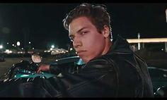Arnold Schwarzenegger's Son Recreates Famous Scene shot for shot! Arnold Schwarzenegger, Terminator 2, Shot By Shot, Celebrity Kids, Entertaining, Shit Happens, Celebrities, Movies, Fictional Characters