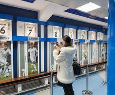 Estadio Santiago Bernabeu – Real Madrid – Tour - Soccer - Football - Fußball - Stadion #madrid #spain #soccer