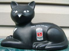 Eveready Save With The Cat Black Cat Blow Mold Plastic Coin Bank 1981 Vintage  pic.twitter.com/YcdBdpGbrA http://www.ebay.com/itm/Eveready-Save-Cat-Black-Cat-Blow-Mold-Plastic-Coin-Bank-1981-Vintage-/161086574651?roken=cUgayN&soutkn=39Nhoj via @eBay