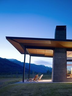 Peaks View Residence by Carney Logan Burke Architects (30)