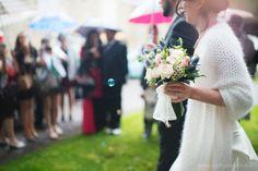 Etole en laine mariage  - Wool Shawl bride Winter Wedding