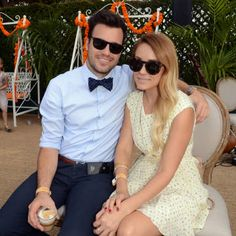 First pictures of Lauren Conrad's wedding, here:
