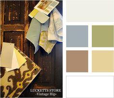 March Design House color inspiration.