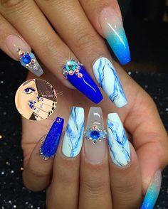 Blue Marble - Lapis Lazuli