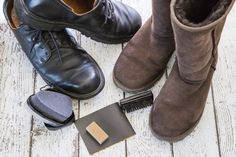 How to shrink shoes that are too big water stains stains and shoes