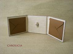 Carolicia Cartonaje: Porta cd´s