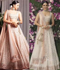 Best Dressed Stars at Akash Ambani & Shloka Mehta Wedding Bridal Mehndi Dresses, Wedding Lehnga, Bollywood Wedding, Wedding Dresses, Bollywood Lehenga, Manish Malhotra Bridal Lehenga, Manish Malhotra Dresses, Punjabi Wedding, Bollywood Fashion