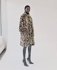This season we're going wild for animal prints. Try spotted patterns worn layered paired with black  and mixed together. Click the link in our bio for more ways to wear animal prints. Photo by @laurenceellis styling by @jasonrider via NY TIMES STYLE MAGAZINE OFFICIAL INSTAGRAM - Celebrity  Fashion  Haute Couture  Advertising  Culture  Beauty  Editorial Photography  Magazine Covers  Supermodels  Runway Models