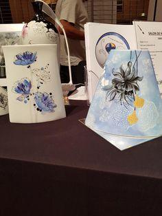 Deco, Mugs, Tableware, Vases, Painting, Art, Porcelain Ceramics, China Painting, Kunst
